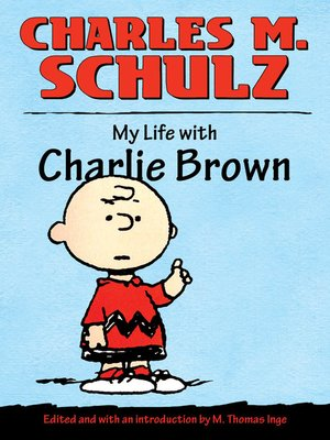 cover image of My Life with Charlie Brown