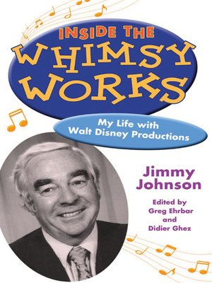 cover image of Inside the Whimsy Works