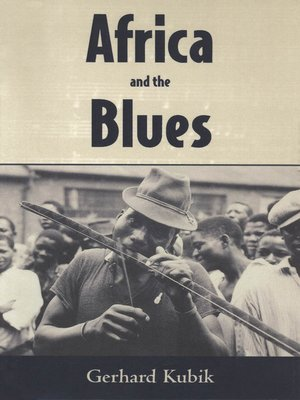 cover image of Africa and the Blues