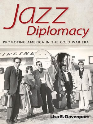 cover image of Jazz Diplomacy
