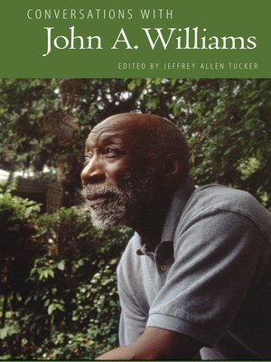 cover image of Conversations with John A. Williams