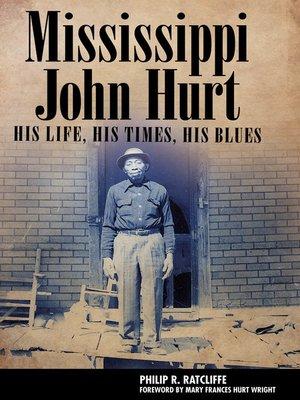 cover image of Mississippi John Hurt