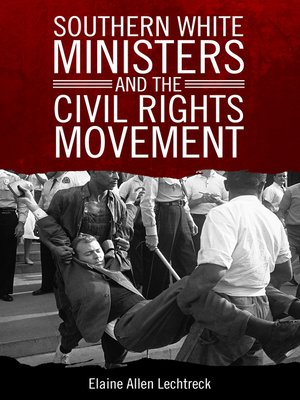 cover image of Southern White Ministers and the Civil Rights Movement