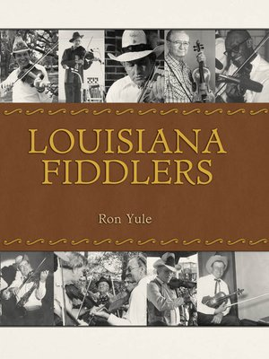 cover image of Louisiana Fiddlers
