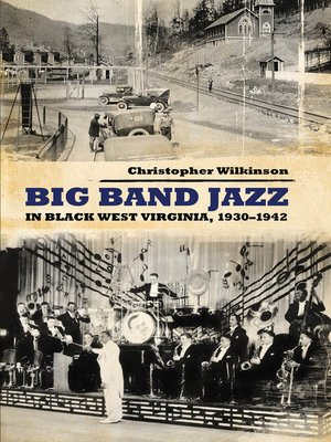cover image of Big Band Jazz in Black West Virginia