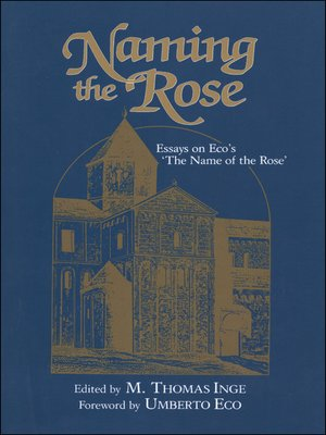 cover image of Naming the Rose