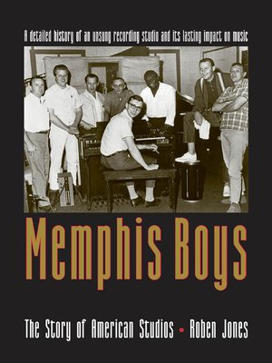 cover image of Memphis Boys