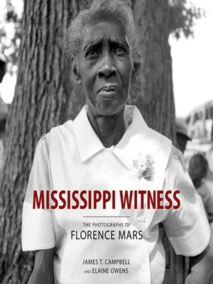 cover image of Mississippi Witness