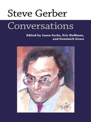 cover image of Steve Gerber