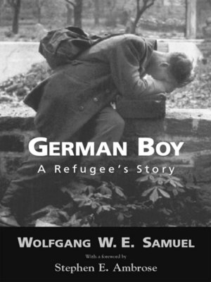 cover image of German Boy