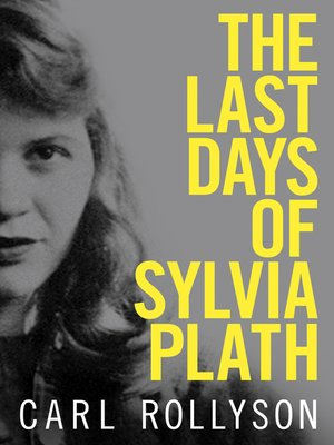 cover image of The Last Days of Sylvia Plath