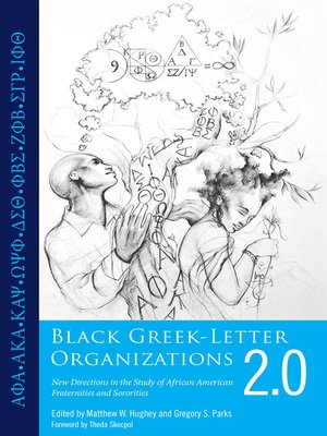 cover image of Black Greek-Letter Organizations 2.0