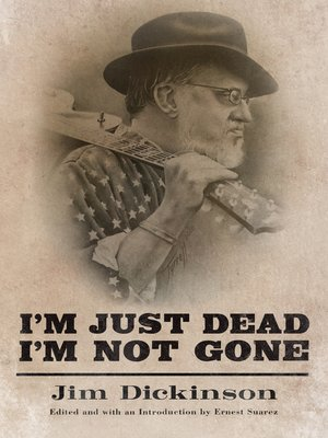 cover image of I'm Just Dead, I'm Not Gone