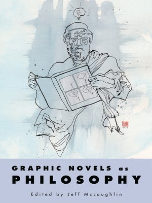 cover image of Graphic Novels as Philosophy