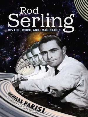 cover image of Rod Serling