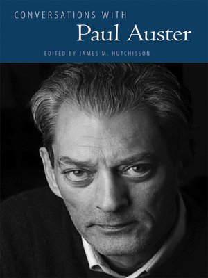 cover image of Conversations with Paul Auster