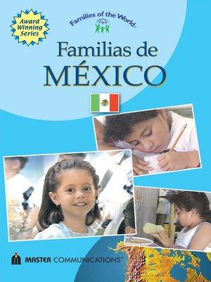 cover image of Familias de México