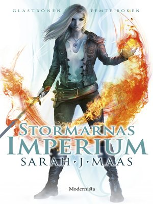 cover image of Stormarnas imperium