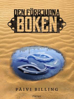 cover image of Den förbjudna boken