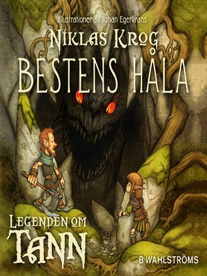 cover image of Legenden om Tann 2--Bestens håla