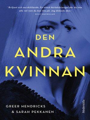 cover image of Den andra kvinnan