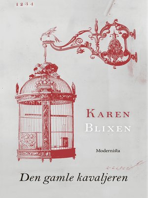 cover image of Den gamle kavaljeren