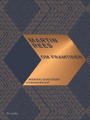 cover image of Om framtiden