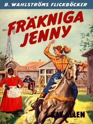cover image of Jenny 1--Fräkniga Jenny
