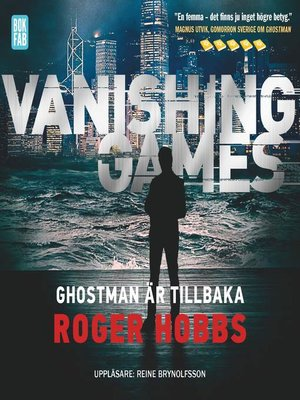 cover image of Vanishing games