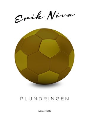 cover image of Plundringen