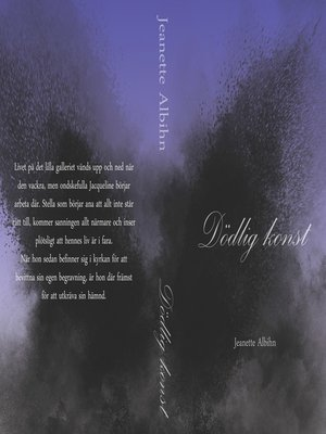 cover image of Dödlig Konst