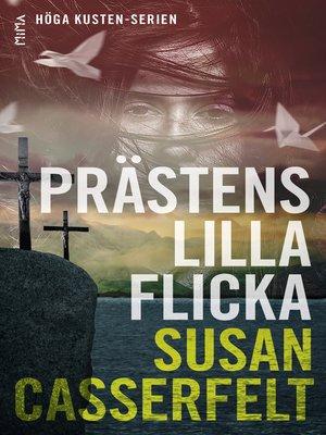 cover image of Prästens lilla flicka (Höga kusten-serien #1)