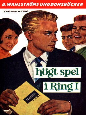 cover image of Högt spel i ring I