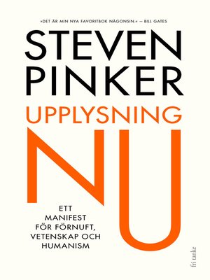 cover image of Upplysning Nu!