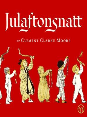 cover image of Julaftonsnatt