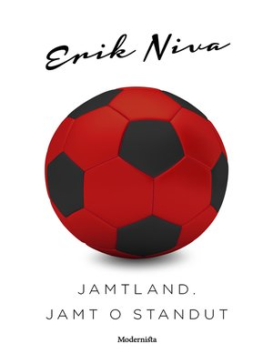 cover image of Jamtland, jamt o standut