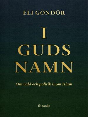 cover image of I Guds namn