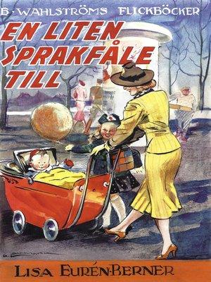 cover image of Fröken Sprakfåle 9--En liten Sprakfåle till
