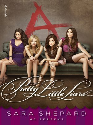 cover image of Pretty Little Liars #3