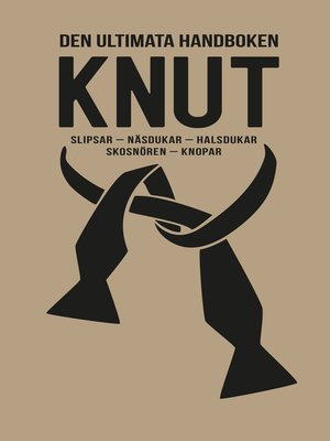 cover image of Den ultimata handboken KNUT