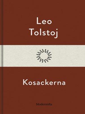 cover image of Kosackerna