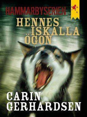 cover image of Hennes iskalla ögon