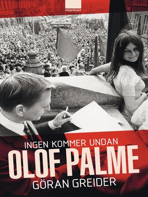 cover image of Ingen kommer undan Olof Palme