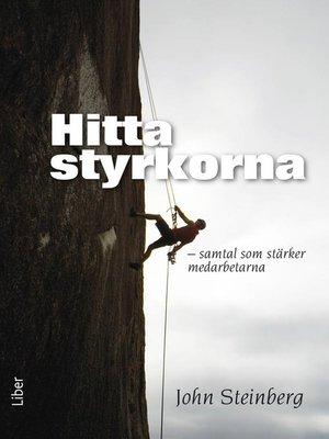 cover image of Hitta styrkorna