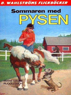 cover image of Pysen 2--Sommaren med Pysen