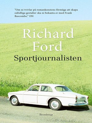 cover image of Sportjournalisten