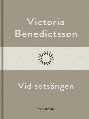 cover image of Vid sotsängen