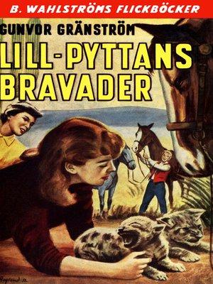 cover image of Pyttan 7--Lill-pyttans bravader