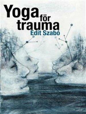 cover image of Yoga för trauma