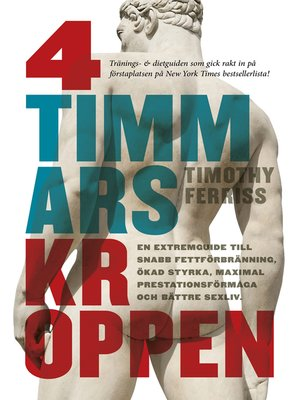 cover image of 4-timmarskroppen